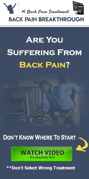 Back Pain Breakthrough free video